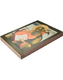 Икона. Святой апостол Иоанн Богослов. 17 век