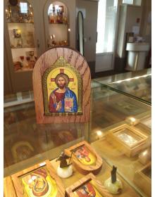 Настольные иконы на керамике