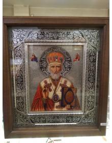 Икона свт. Николай Чудотворец