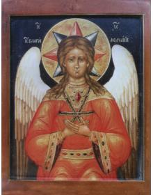 Икона. Спас Благое молчание. 18 век